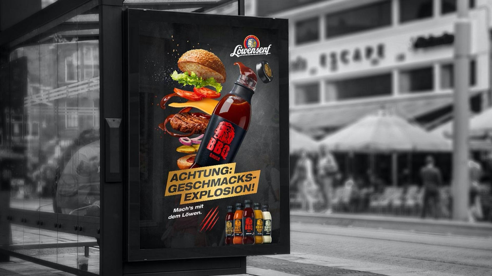 loewensenf-taste-poster